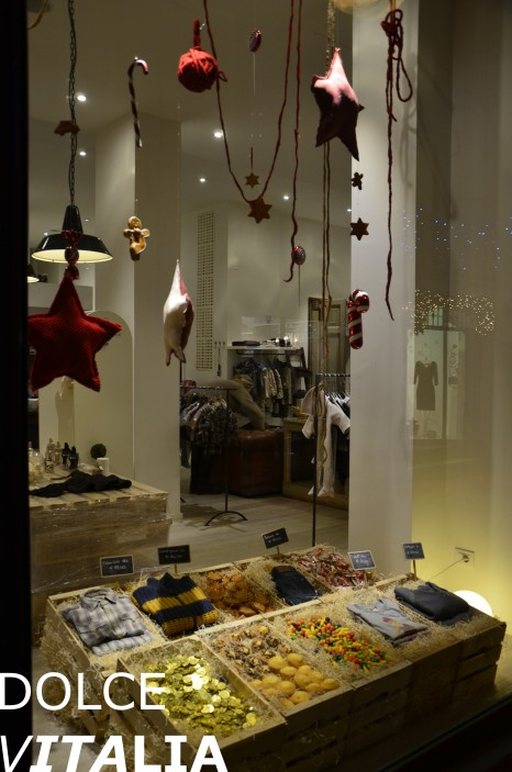 Lovely shop in Brescia