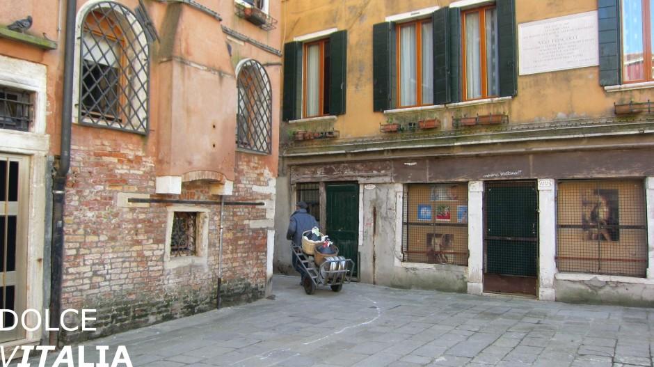 Street of Venezia