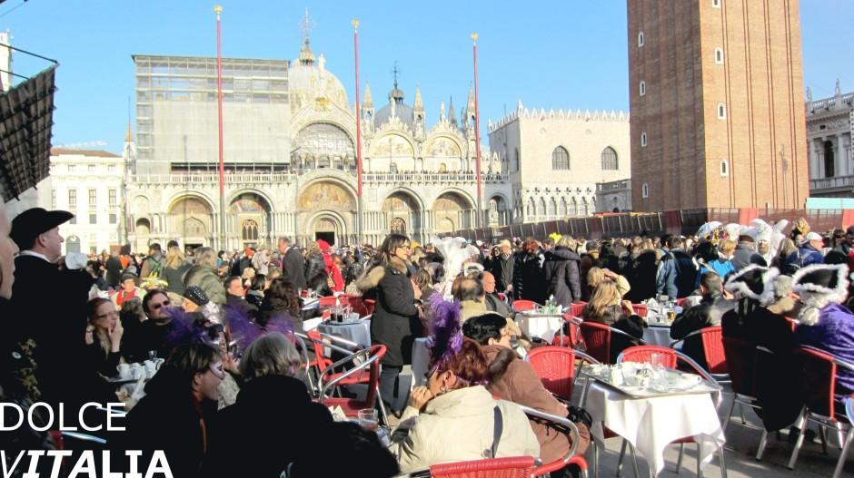 Piazza San Marco in Venezia