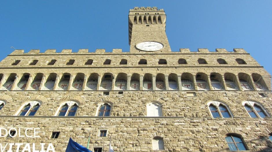 Palazzo Vecchio, 1299