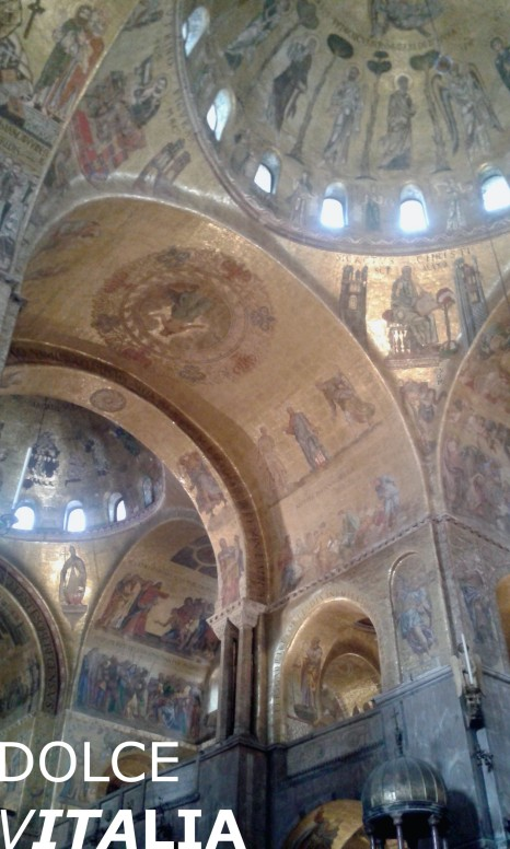 Breathtaking Interior of Saint Mark's Basilica