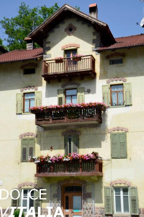 Tender Alpine architecture