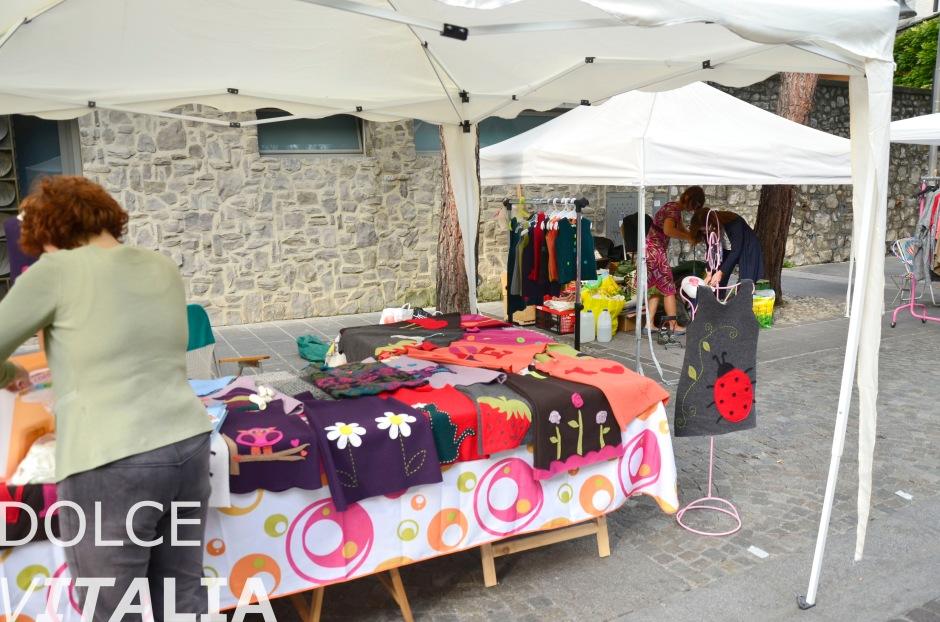 Iseo market