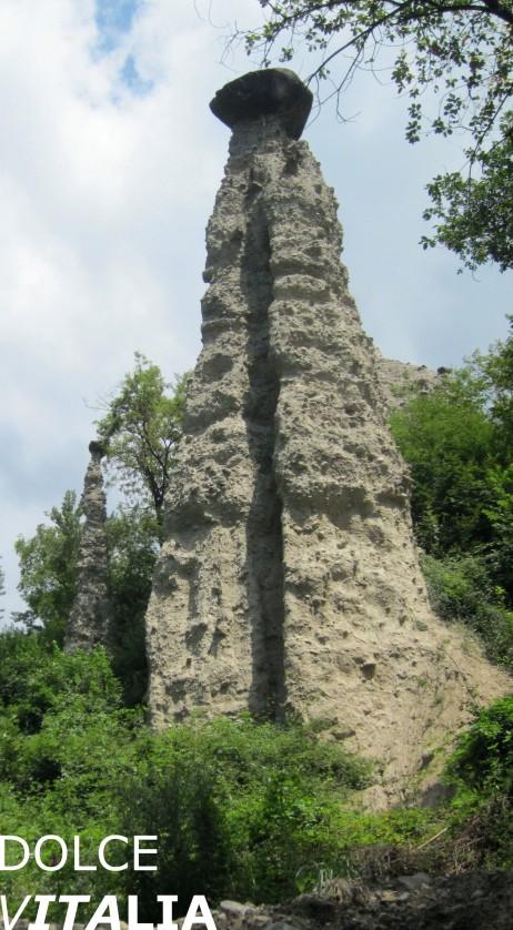 Piramidi di erosine