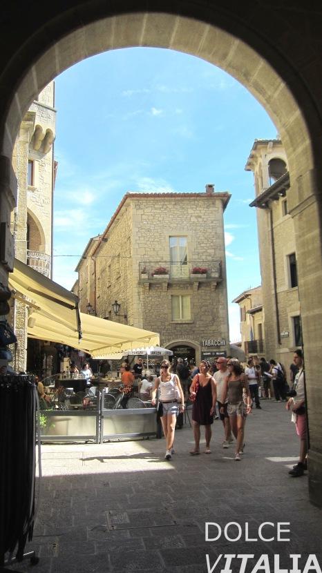 Monastery of St Chiara Parkplatz 8, San Marino