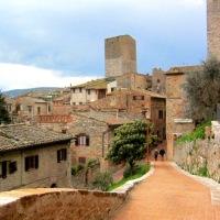Volterra & San Gimignano