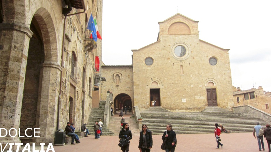 The Duomo of San Gimignano, Italy