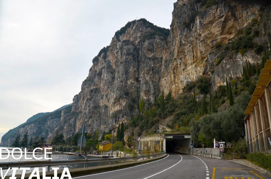 Porto di Tignale, Strada Statale Gardesana Occidentale, Tignale, Province of Brescia, Italy